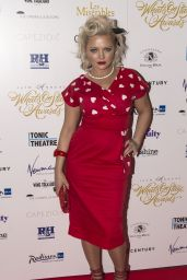 Hannah Spearritt - 2016 WhatsOnStage Awards in London