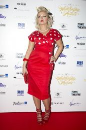 Hannah Spearritt - 2016 WhatsOnStage Awards in London