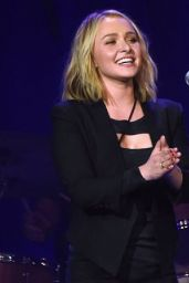 Hayden Panettiere - Nashville for Africa Show at the Ryman Auditorium Los Angeles 2/15/2016