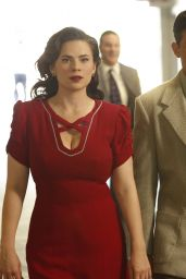 Hayley Atwell - Agent Carter Season 2 Posters, Promos & Stills