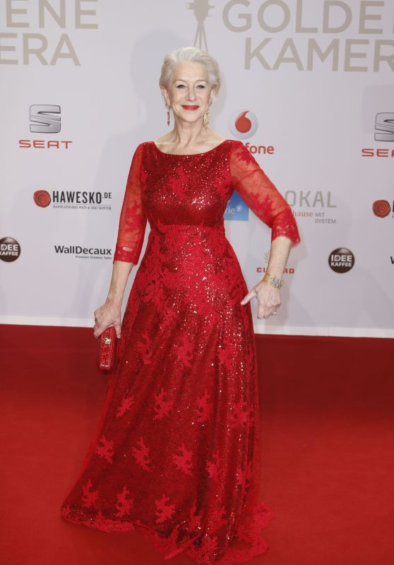 Helen Mirren - 2016 Golden Camera Awards in Hamburg