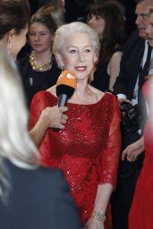 Helen Mirren - 2016 Golden Camera Awards in Hamburg
