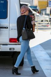 Hilary Duff in Tight Jeans - Out in Beverly Hills 2/2/2016