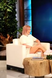 Hilary Duff Tapes an Appearance on The Ellen Degeneres Show in Los Angeles, January 2016