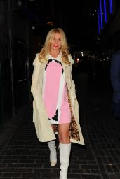Hofit Golan – Leaving LOUIS XIII 100 Years Preview Party in London