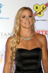 Holly Holm - 2016 Fighters Only MMA Awards in Las Vegas