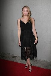 Hunter Haley King - 40th Anniversary of Soap Opera Digest in Los Angeles 2/24/2016