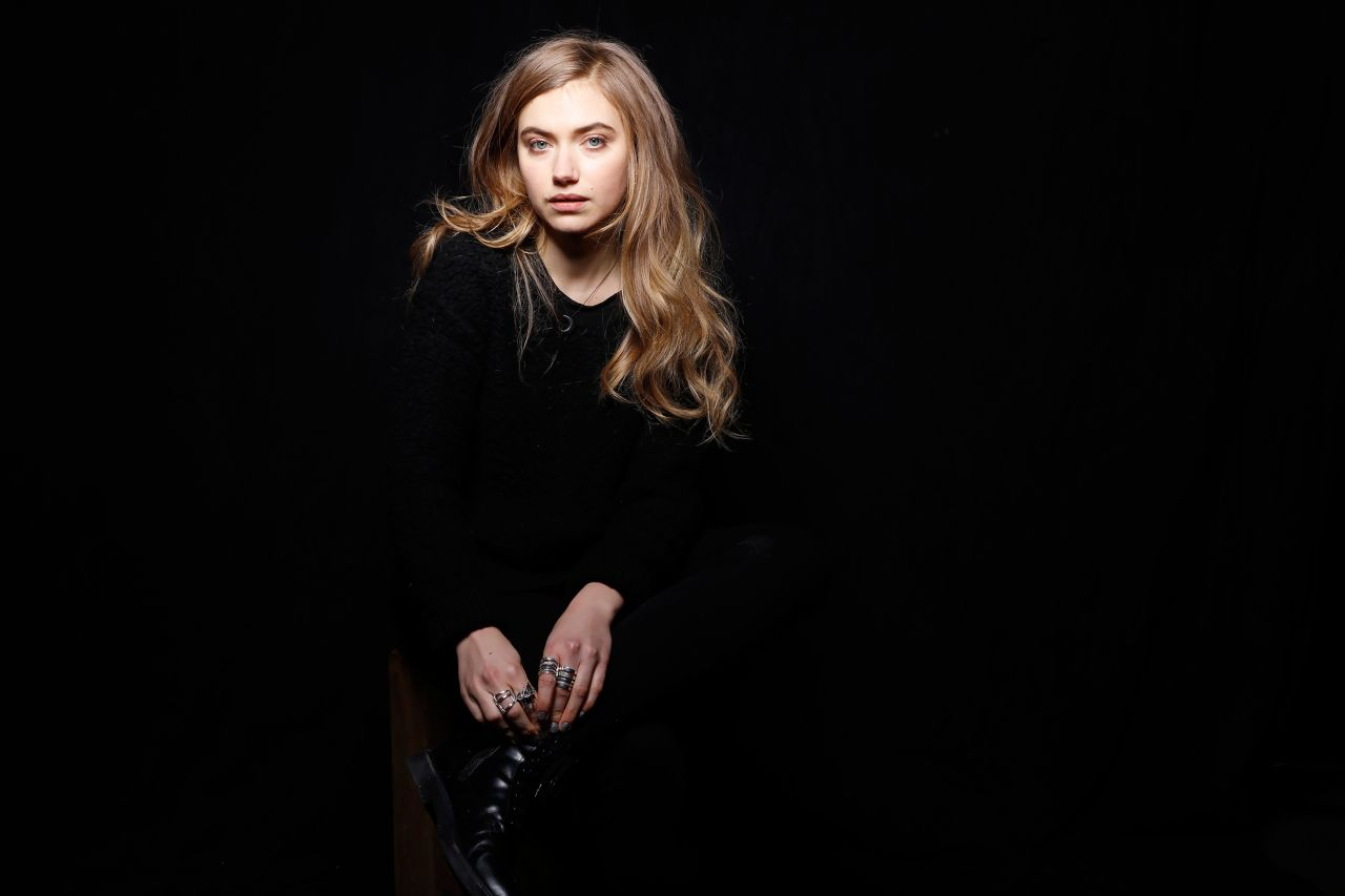 Imogen Poots - Portraits for Frank & Lola Photocall at ...