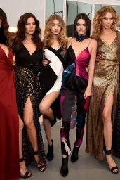Irina Shayk - Diane Von Furstenberg Show - NYFW 2/14/2016