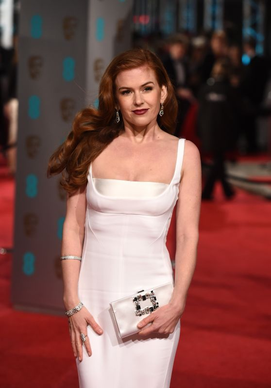 Isla Fisher – BAFTA Film Awards 2016 in London