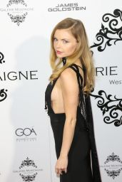 Izabella Miko – Opening of Galerie Montaigne in West Hollywood 2/19/2016