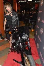 Jackie Cruz - Celebrating Harley-Davidson