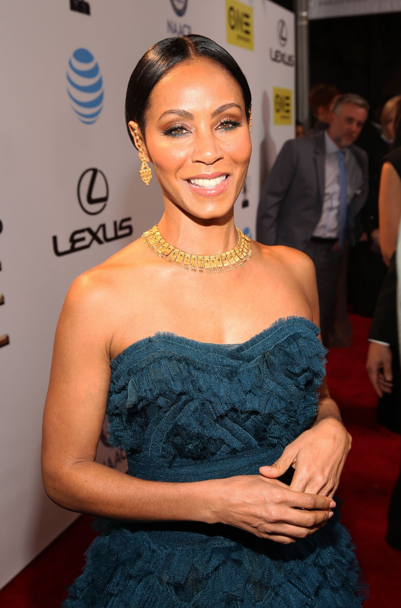 Jada Pinkett Smith Naacp Image Awards 2016 Presented By