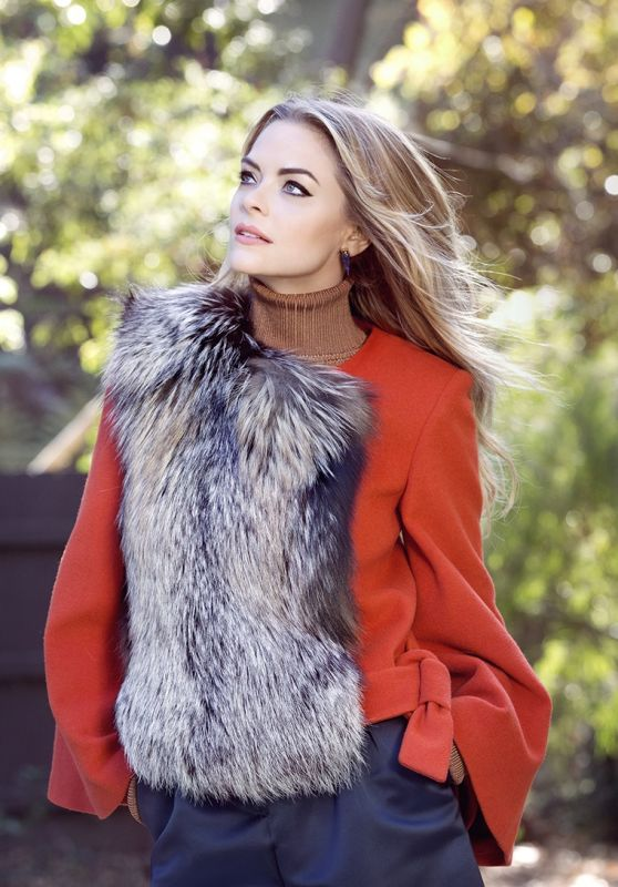 Jaime King - VIVA Magazine Photo Shoot 2016