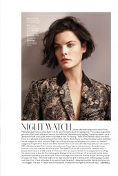 Jaimie Alexander - InStyle Magazine US March 2016 Issue