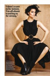 Jaimie Alexander - Shape Magazine USA March 2016 Issue