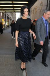 Jaimie Alexander Style - New York Live Taping in New York City, 2/26/2016