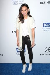 Jamie Chung - Keds Centennial Celebration at Studio 548 in New York City, February 2016