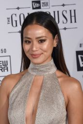 Jamie Chung - New Era Style Lounge in San Francisco 2/6/2016