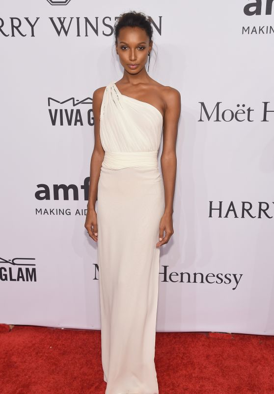 Jasmine Tookes - 2016 amfAR New York Gala in New York City, NY