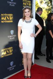 Jen Lilley – Movieguide Awards Gala 2016 in Universal City