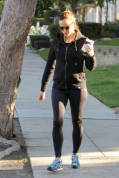 Jennifer Garner - Out in Los Angeles, February 2016
