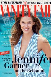 Jennifer Garner - Vanity Fair Magazine March 2016 Cover and Photos
