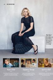 Jennifer Lawrence - O (Obsession) Magazine February 2016 Issue