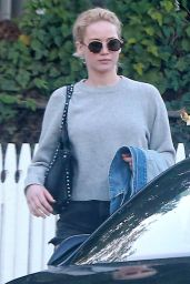 Jennifer Lawrence - Out in Los Angeles, February 21 2016