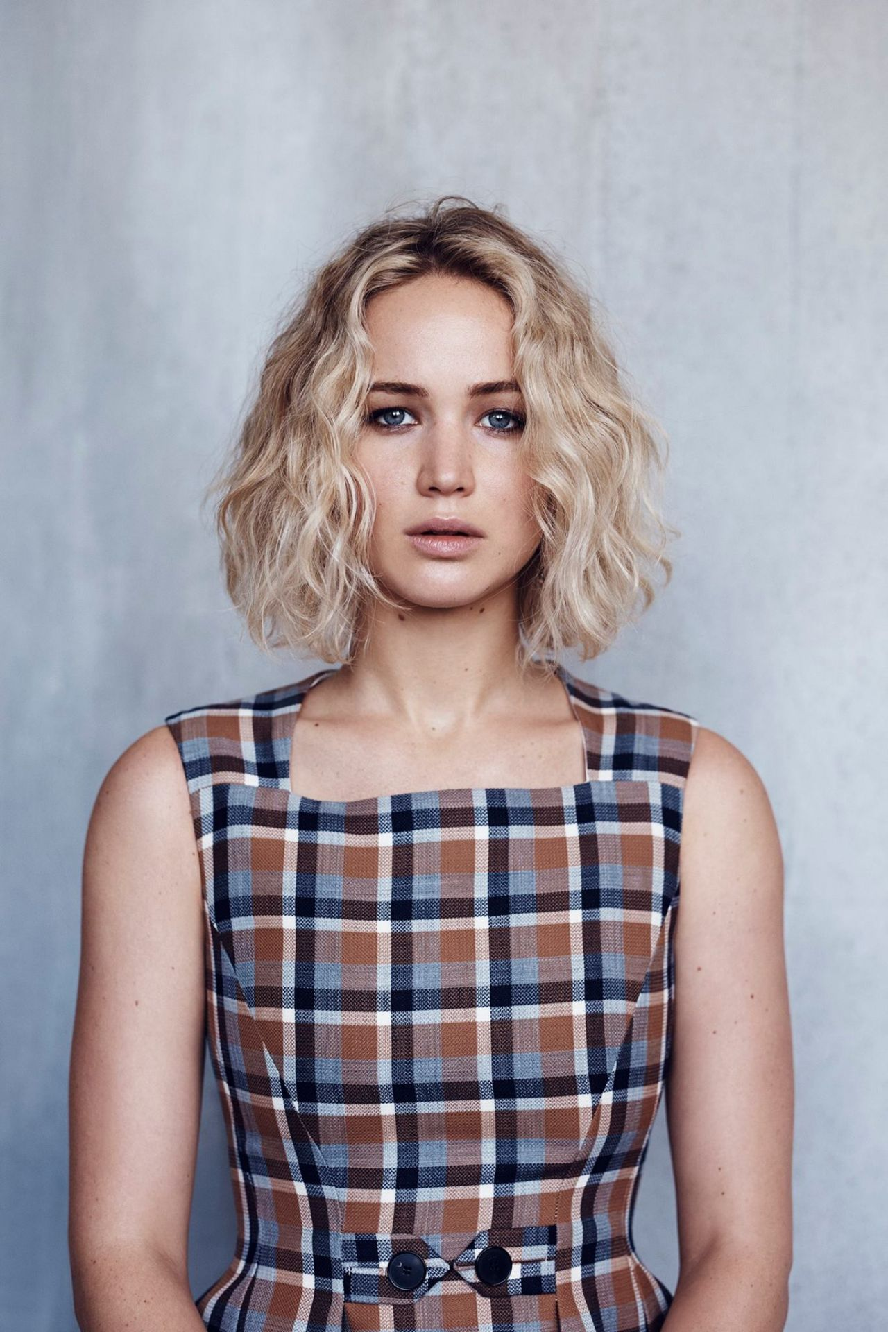 Jennifer Lawrence Bob Hair Cut Best Hair Cut 2018