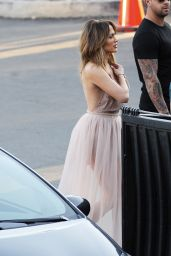 Jennifer Lopez - Arriving at