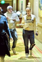 Jennifer Lopez - Disneyland in Anaheim 2/22/ 2016