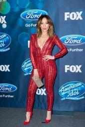 Jennifer Lopez Looks Red Hot in a Jumpsuit -
