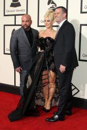Jes Brieden – 2016 Grammy Awards in Los Angeles, CA
