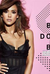 Jessica Alba - Cosmopolitan Magazine March 2016 Issue