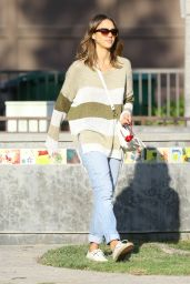 Jessica Alba - Out in Los Angeles 2/13/2016