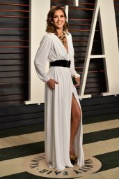 Jessica Alba – Vanity Fair Oscar 2016 Party in Beverly Hills, CA
