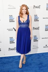 Jessica Chastain – 2016 Film Independent Spirit Awards in Santa Monica, CA