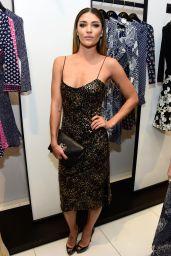 Jessica Szohr – Shopping Event at Diane von Furstenberg in Los Angeles 2/25/2016