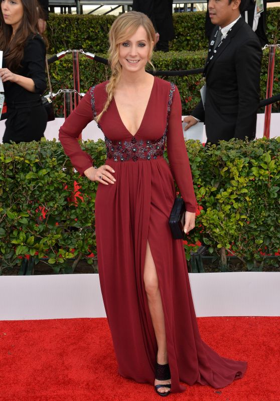 Joanne Froggatt – SAG Awards 2016 at Shrine Auditorium in Los Angeles