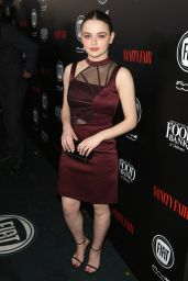 Joey King – Vanity Fair and FIAT Young Hollywood Celebration in Los Angeles, 2/23/2016