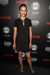 Jordana Brewster – Vanity Fair and FIAT Young Hollywood Celebration in Los Angeles, 2/23/2016