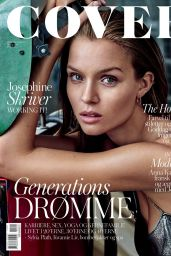 Josephine Skriver - Cover Magazine March 2016 Cover and Pics