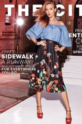 Josephine Skriver - New York & Company, Spring 2016