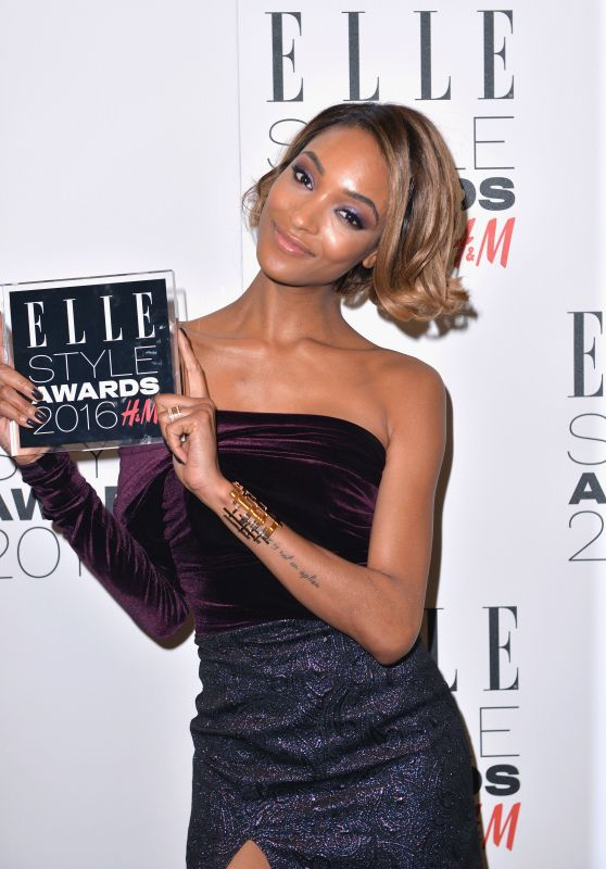 Jourdan Dunn – Elle Style Awards 2016 in London