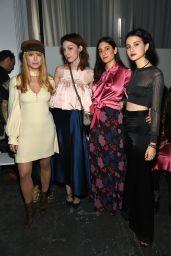 Julia Goldani Telles - Jill Stuart Fashion Show - NYFW 2/13/2016