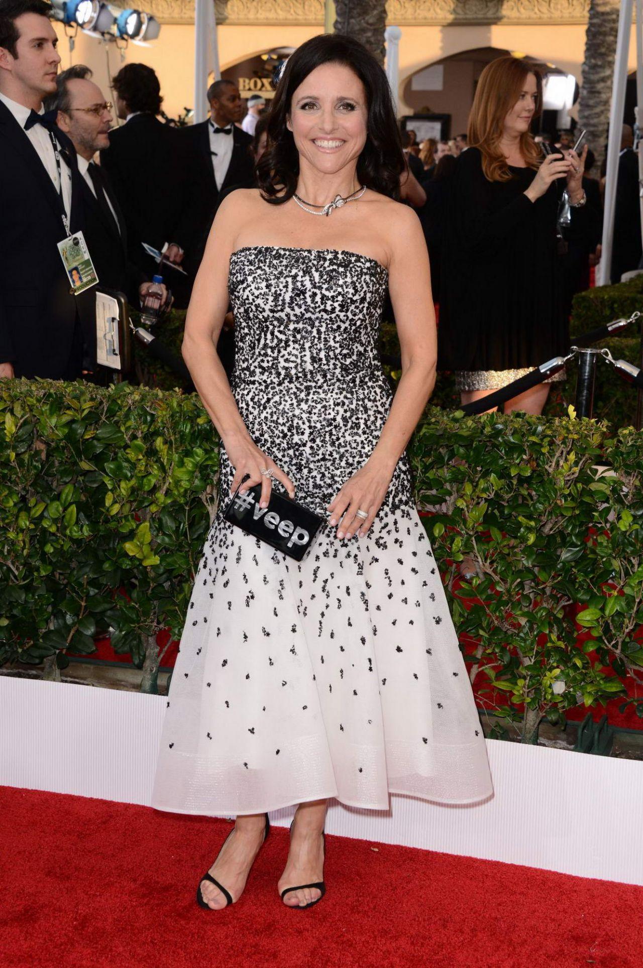Julia Louis-Dreyfus - SAG Awards 2016 in Los Angeles