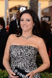 Julia Louis-Dreyfus - SAG Awards 2016 in Los Angeles