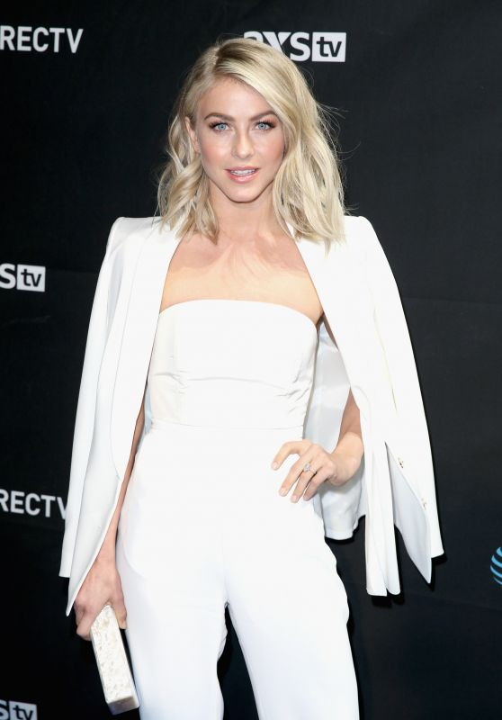 Julianne Hough - DirecTV Super Saturday Night in San Francisco 2/6/2016