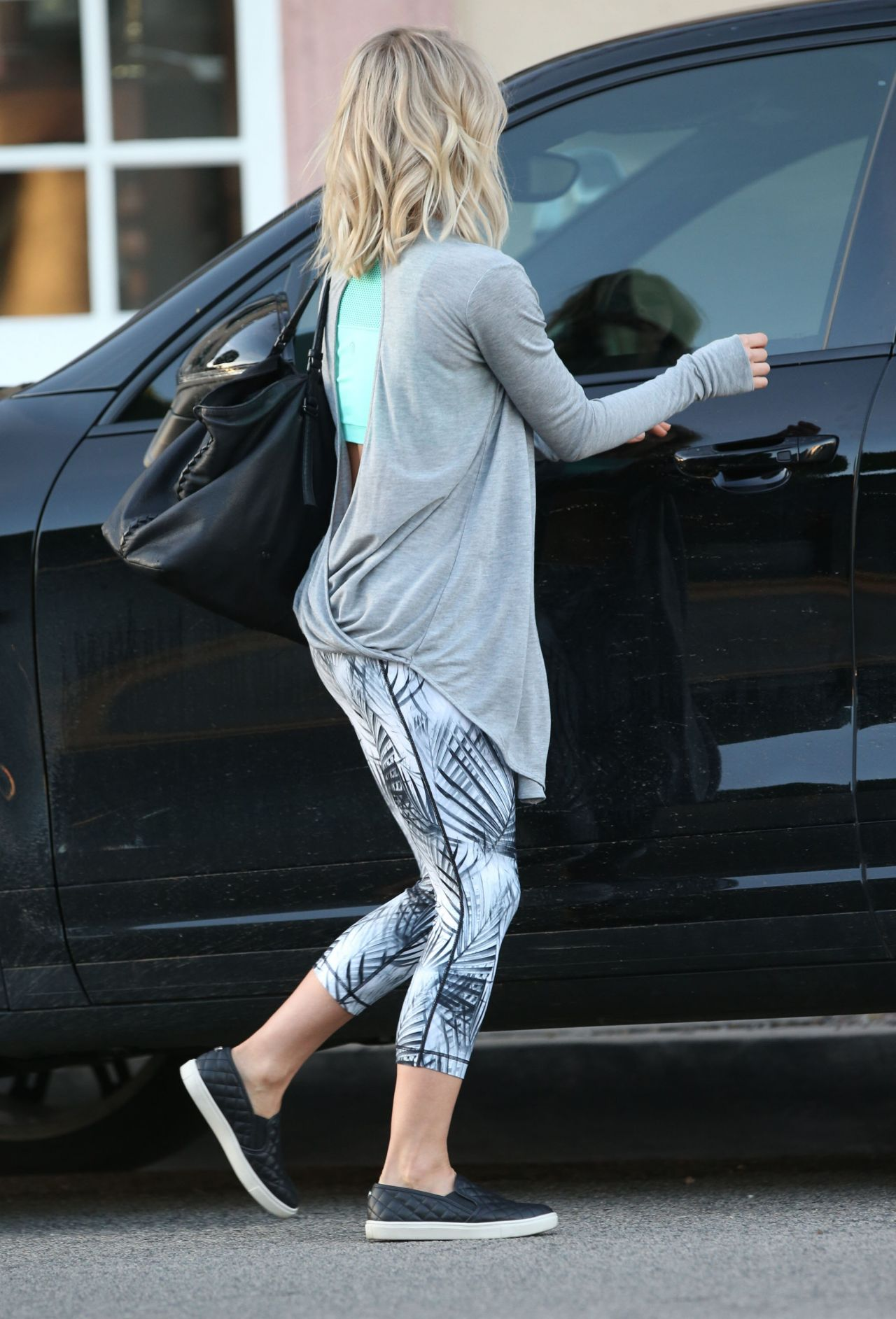 Julianne Hough Doing A Photoshoot In West Hollywood
